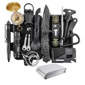 17 in 1 Professional Survival Gear Tool